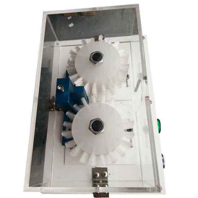Cable Shield Braid Brushing Machine
