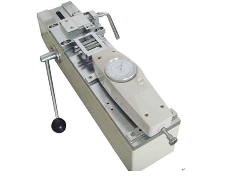 Manual tensile tester WPM-490N
