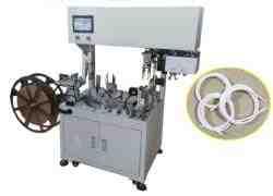 Full Automatic Tube cutting winding tying machine WPM-02L